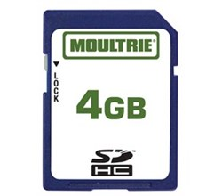 Moultrie Memory Cards moultrie mfhp60010