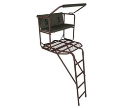 Summit Treestands summit treestands dual pro ladder stand